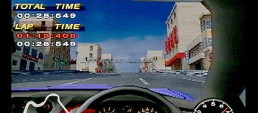 driving video game