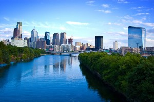 Philadelphia Skyline - Pennsylvania