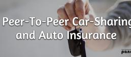 p2p car sharing and car insurance