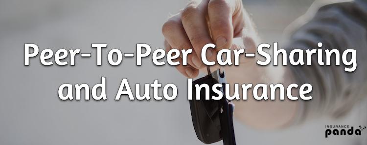 p2p sharing car insurance