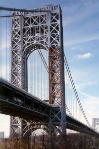 George Washington Bridge in New Jersey