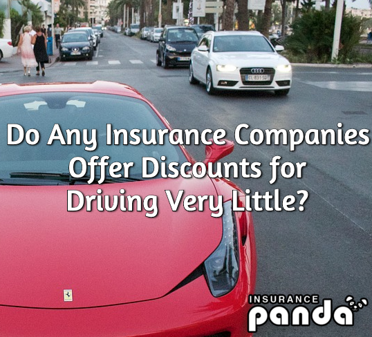 Do Any Auto Insurance Companies Offer Discounts for Driving Very Little