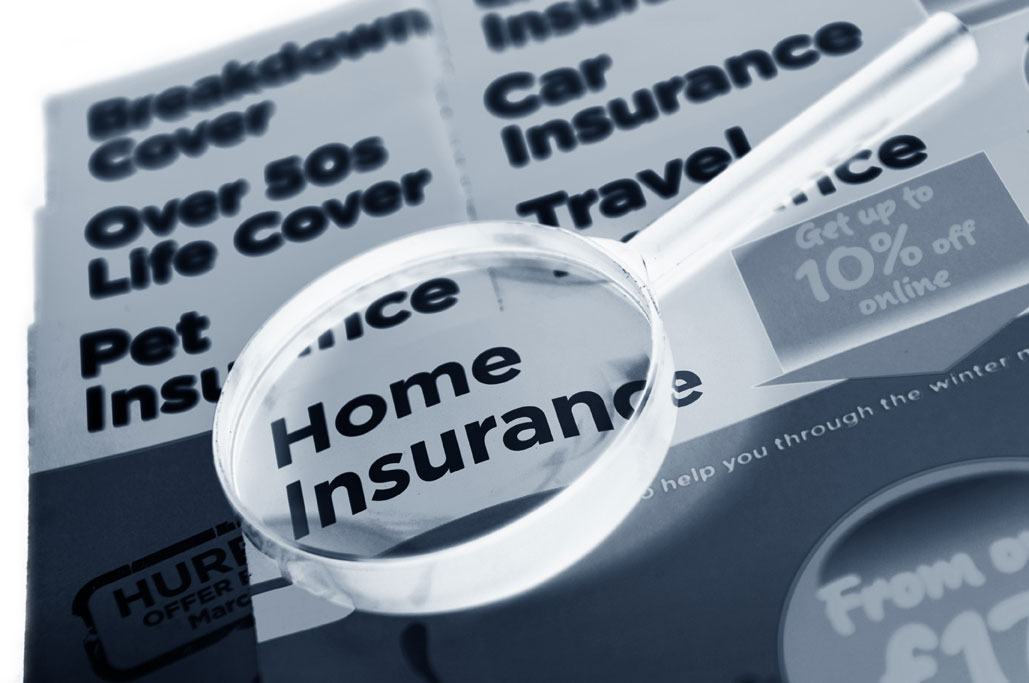 Selecting the right insurance mix