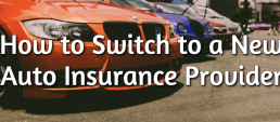 switching car insurance providers