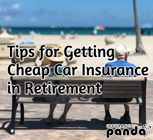 cheap car insurance in retirement