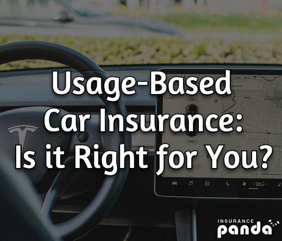 usaged based car insurance