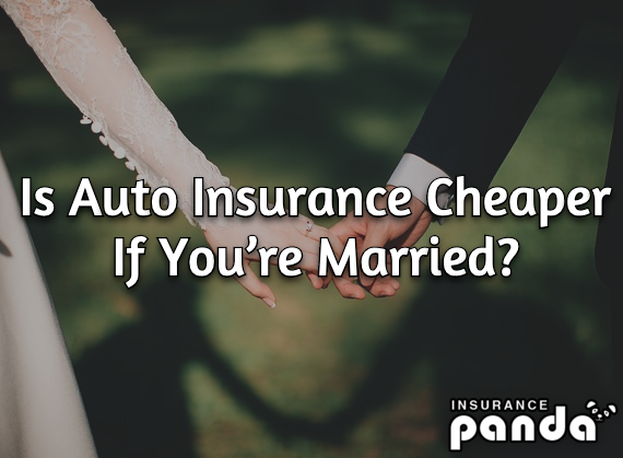 is car insurance cheaper if you are married