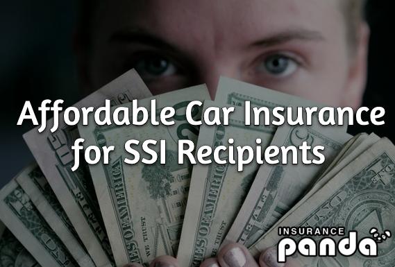 car insurance for ssi recipients