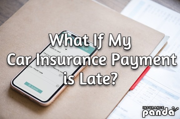 late car insurance payment