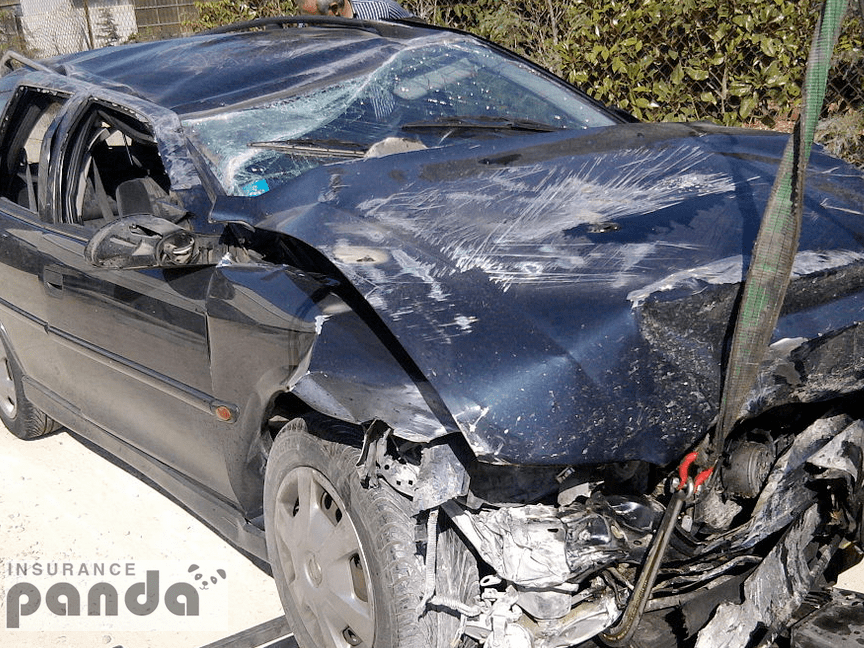 at fault accident car insurance
