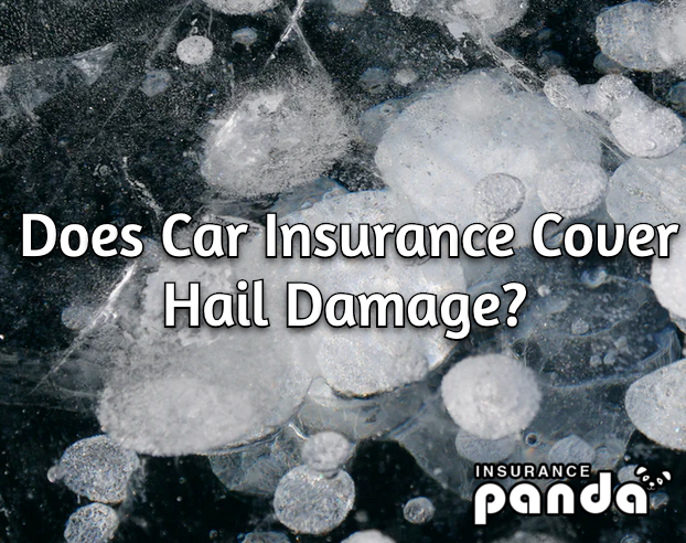 auto insurance cover hail damage