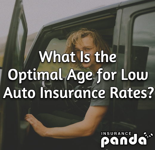 What Is the Optimal Age for Low Auto Insurance Rates