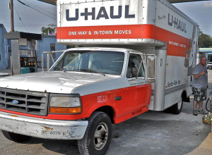 Uhaul moving truck insurance