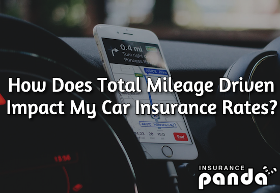 How Does Total Mileage Driven Impact My Car Insurance Rates?