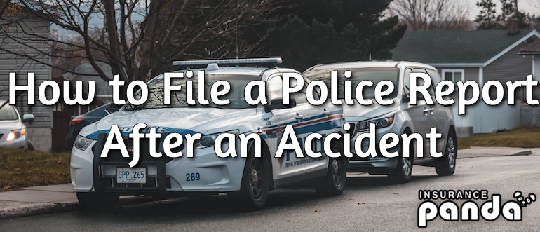 file police report after accident