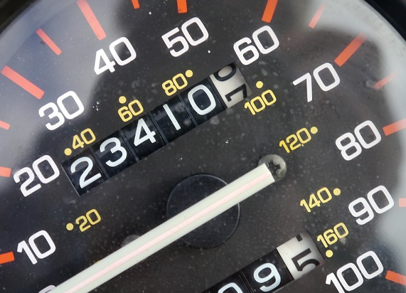 total mileage and car insurance