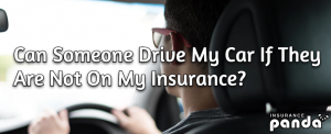 who is insured to drive my car
