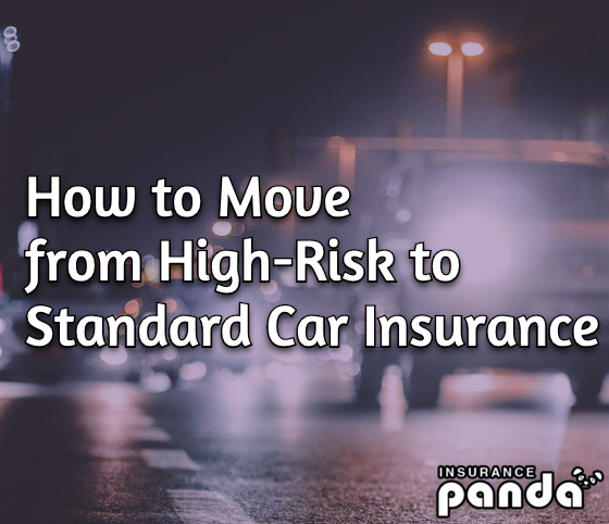 How to Move from High-Risk to Standard Car Insurance