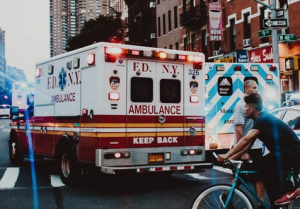 does car insurance cover an ambulance ride