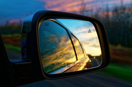 side mirror damage covered by auto insurance