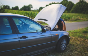 maintain auto insurance broken down vehicle