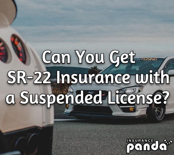 SR-22 Suspended License
