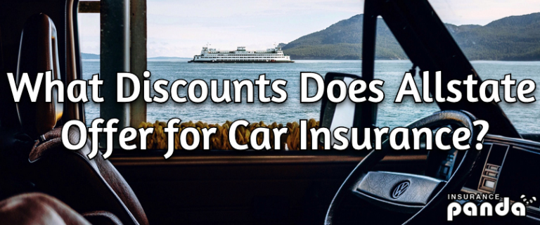 Allstate Discounts - What Discounts Does Allstate Offer ...