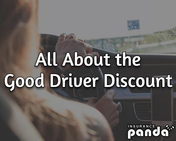 good driver discounts