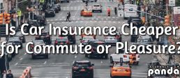 Is Car Insurance Cheaper for Commute or Pleasure?