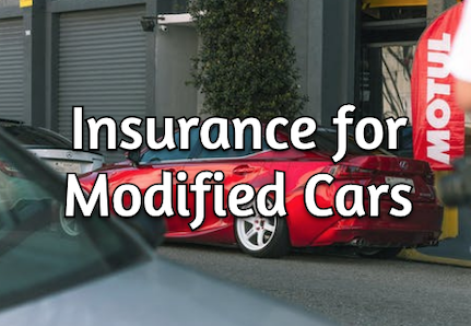 modified car insurance