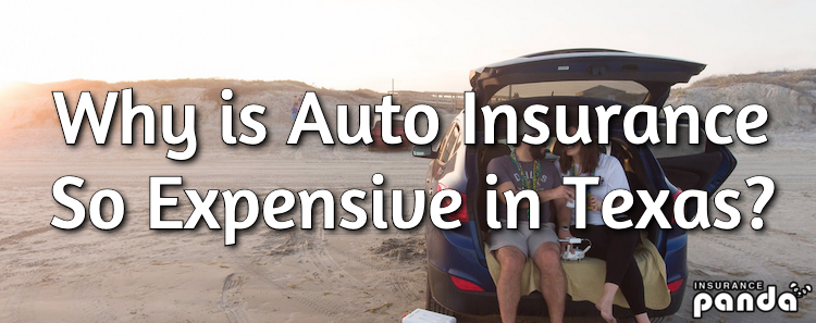 Why is Auto Insurance So Expensive in Texas?