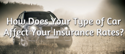 type of car insurance rates