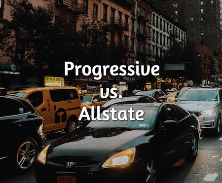 progressive vs. allstate