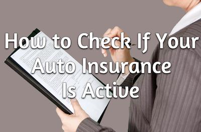 active auto insurance