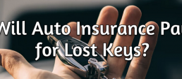 insurance pays for lost keys