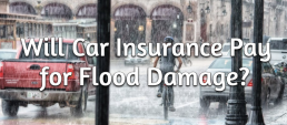 car insurance flood damage