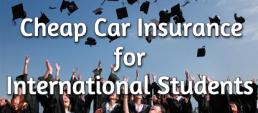 international student car insurance