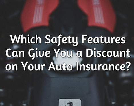 safety features car insurance discounts
