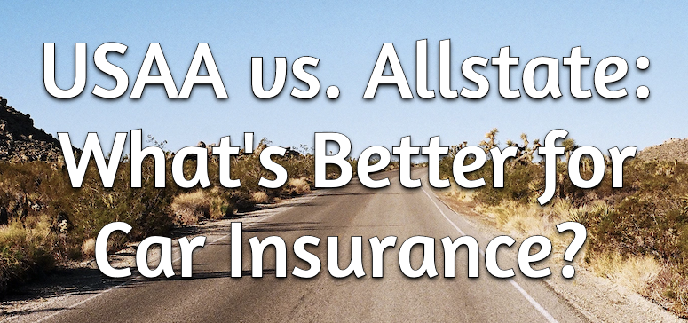 usaa vs. allstate car insurance