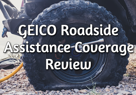 geico roadside assistance coverage