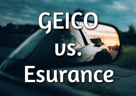 GEICO vs. Esurance