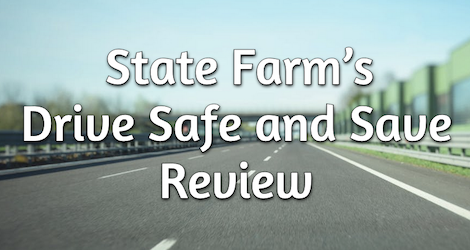 state farm drive safe and save review