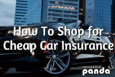 Shopping for Cheap Car Insurance