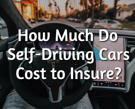 self-driving car insurance costs