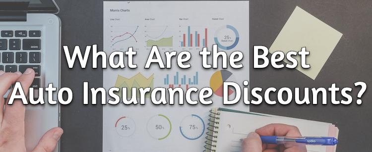 best auto insurance discounts