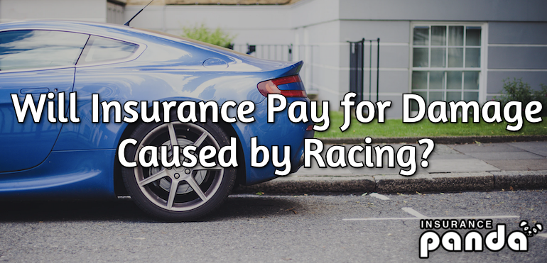 damage caused by racing