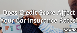 Does Credit Score Affect Your Car Insurance Rates?
