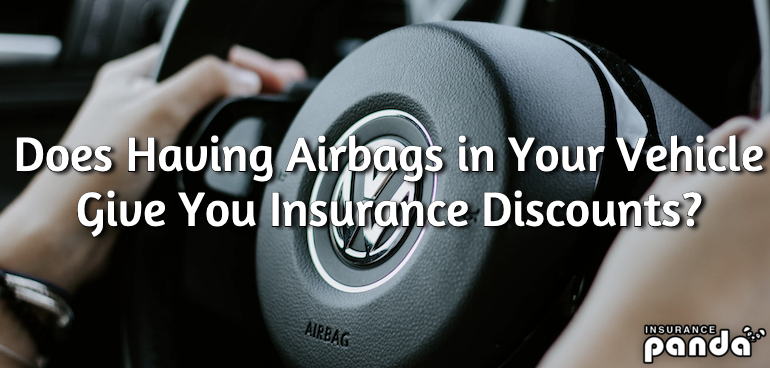 Does Having Airbags in Your Vehicle Give You Insurance Discounts?