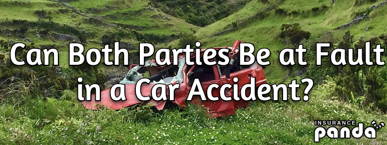 Can Both Parties Be at Fault in a Car Accident?