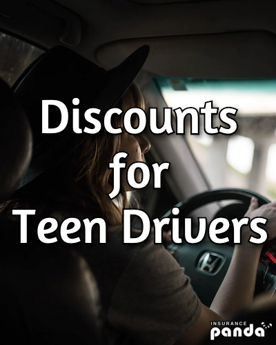 Discounts for Teen Drivers